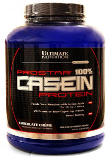 Протеин Ultimate Nutrition Prostar Casein 5 lb (2270 г)