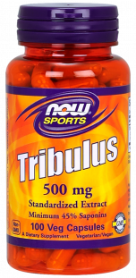 NOW Tribulus 500 мг (100 кап)