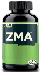 Optimum Nutrition ZMA (180 кап)